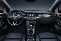 Nieuwe Opel Astra - Rust & Ruimte